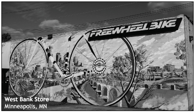 Freewheel Bike West Bank