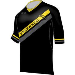 Freewheel Bike 2019 DNA 3/4 Sleeve Freeride Jersey