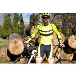 Freewheel Bike Long Sleeve Power Skinsuit