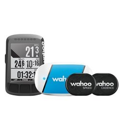 Wahoo Elemnt Bolt GPS Bike Computer Bundle
