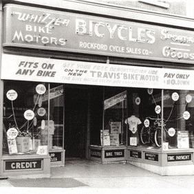 Kegel's original store front