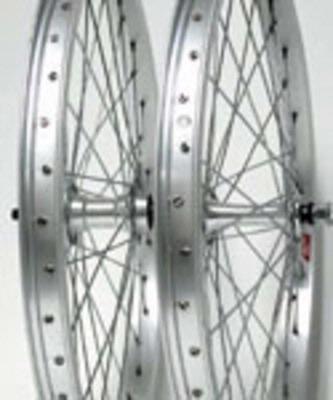 Wheel Master 20 X 1.75 Rear Wheel-Silver