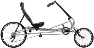 Bacchetta Bella recumbent bike