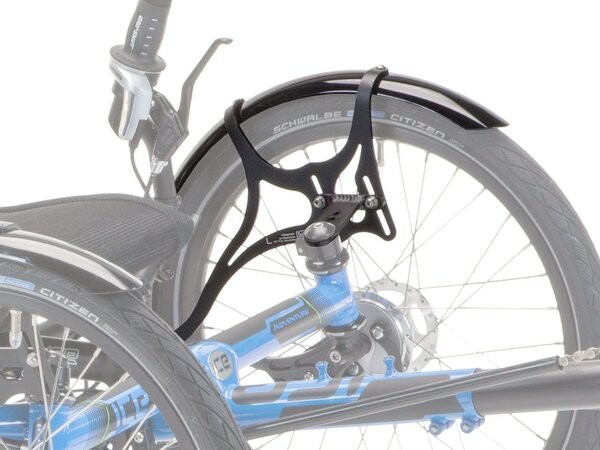 Ice Trikes Front fender set for rigid front