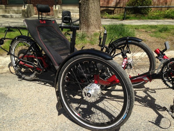 Ice Trikes Sprint RS with Bionx e-assist (pre-owned)