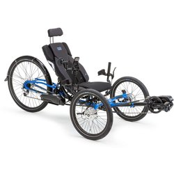 Ice Trikes Adventure 26 with Shimano Steps electric assist