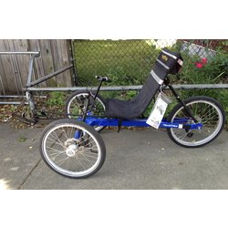 Recumbents - Basically Bicycles--Recumbent Bikes & Recumbent