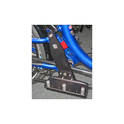 T-Cycle Battery Mount for ICE Trikes