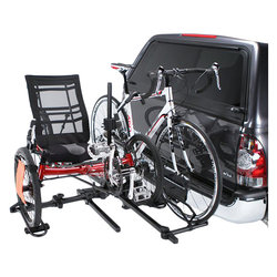 Hollywood Racks Recumbent Hitch Rack