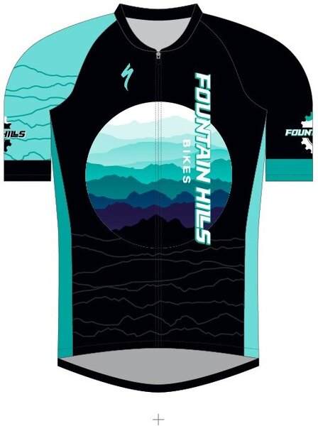 Fountain Hills Bikes Fountain Hills Men's SL Jersey V3