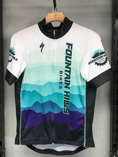 Fountain Hills Bikes Women's SL Expert Jersey