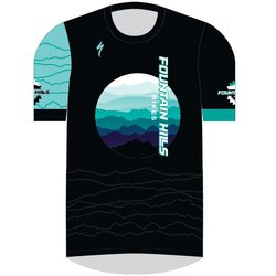 Fountain Hills Bikes Fountain Hills All Mountain Jersey Women's V3