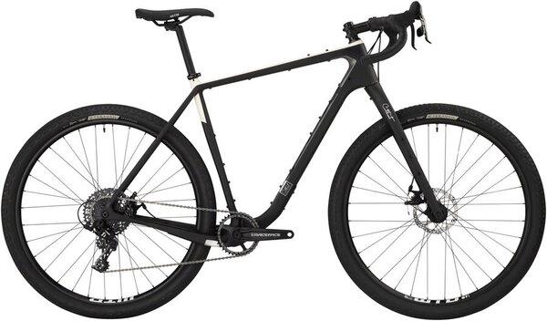 """Salsa Salsa Cutthroat Carbon Apex 1 Bike - 29"""", Carbon, Raw, 58cm"""