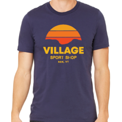 VSS VSS NAVY MOUNTAIN GAP TEE
