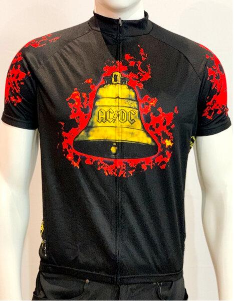 Primal Wear AC/DC Cycling Jersey