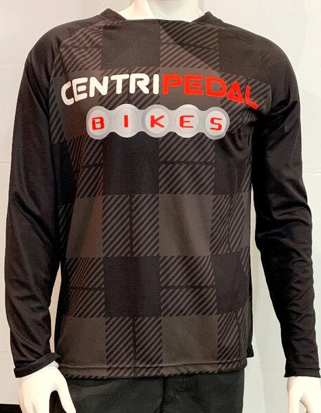 Centripedal Bikes Centripedal Transefer MTB LS Jersey