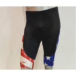 Primal Wear Stars & Stripes Men's Black Label Shorts
