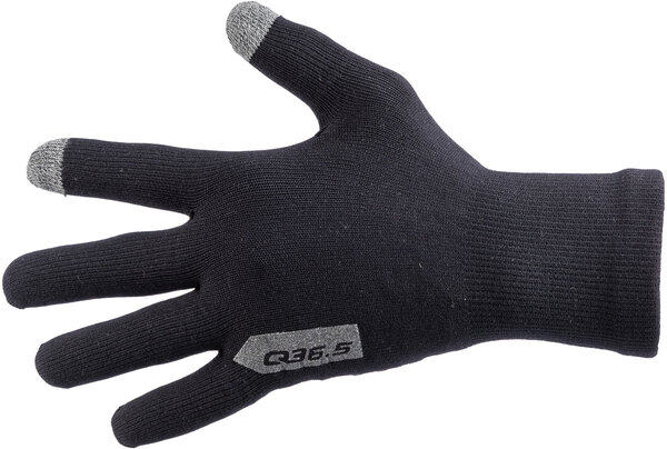 Q36.5 Amphib Black Winter Rain Gloves