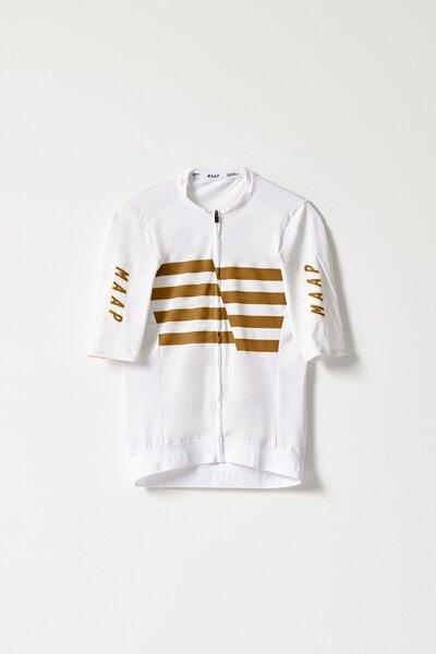 MAAP Emblem Pro Hex Jersey - White