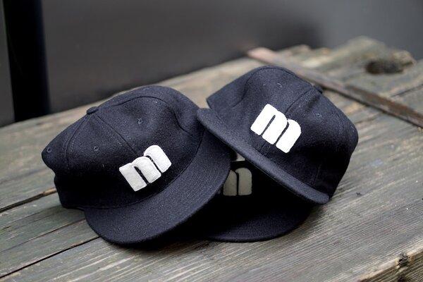 Metier Ebbets x Metier Wool Strapback Hat