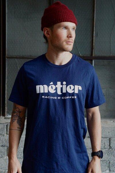 Metier Classic Logo Tee