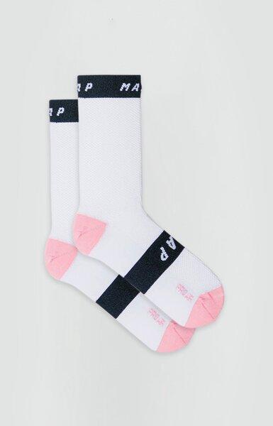 MAAP Pro Air Sock - White/Black