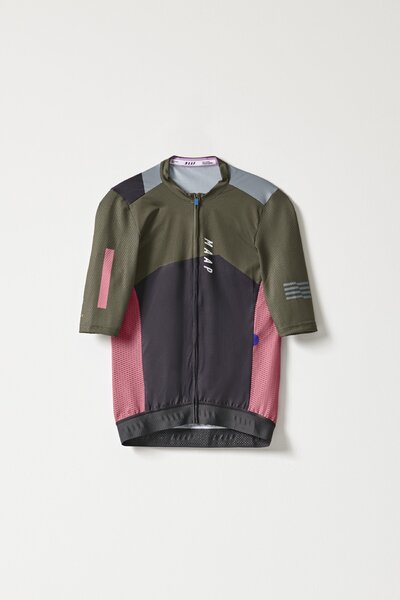 MAAP Vector Pro Air Jersey - Light Olive