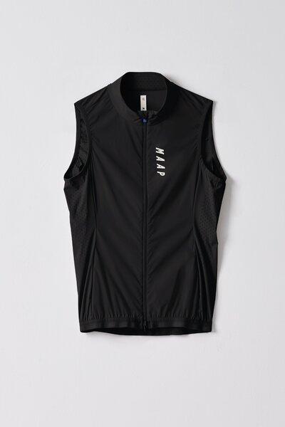 MAAP Womens Draft Vest - Black