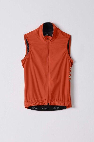 MAAP Womens Prime Stow Vest - Brick