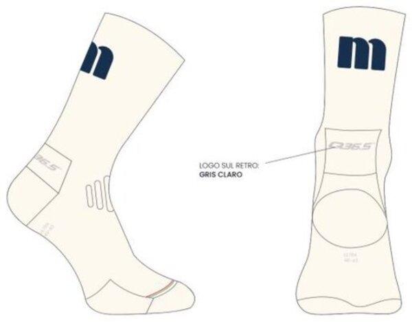 Metier MCC Q36.5 Ultra Metier Creme Socks