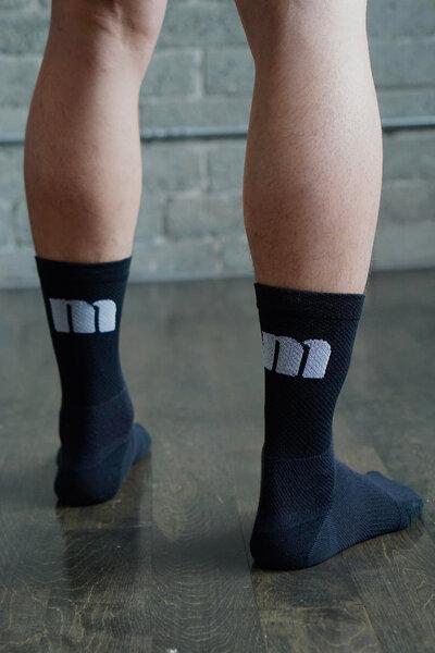 Metier Metier DeFeet Sock - Black