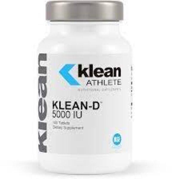 Klean Athlete Vitamin D 5000 IU