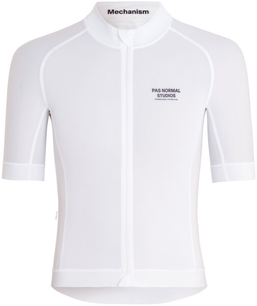 Pas Normal Studios Men's Mechanism Jersey - White