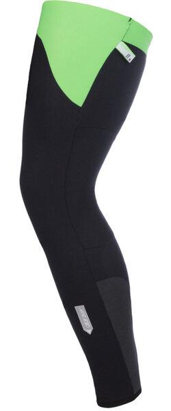 Q36.5 Woolf Black Leg Warmer