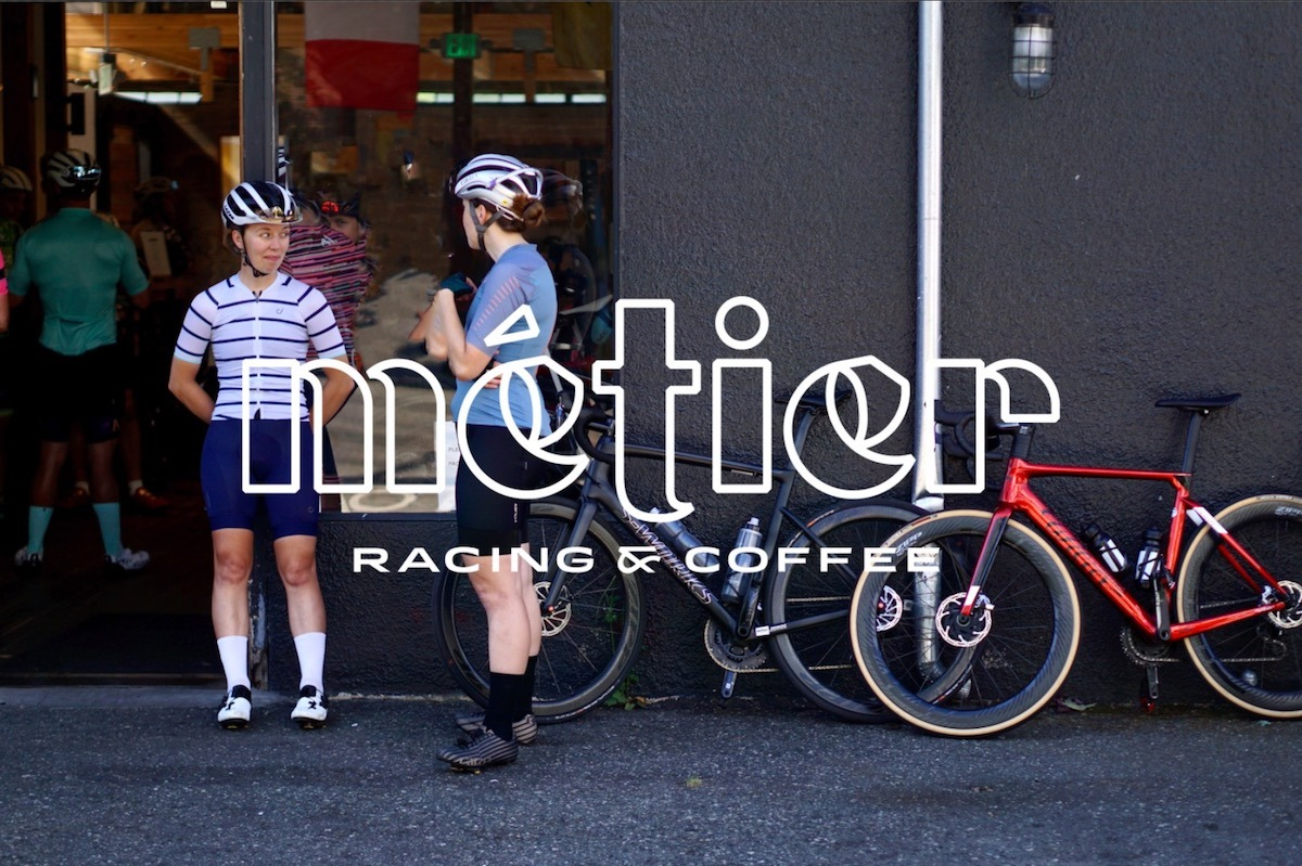 Godspeed the Rider Metier Racing and Coffee