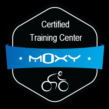 Moxy Certified Training Center logo