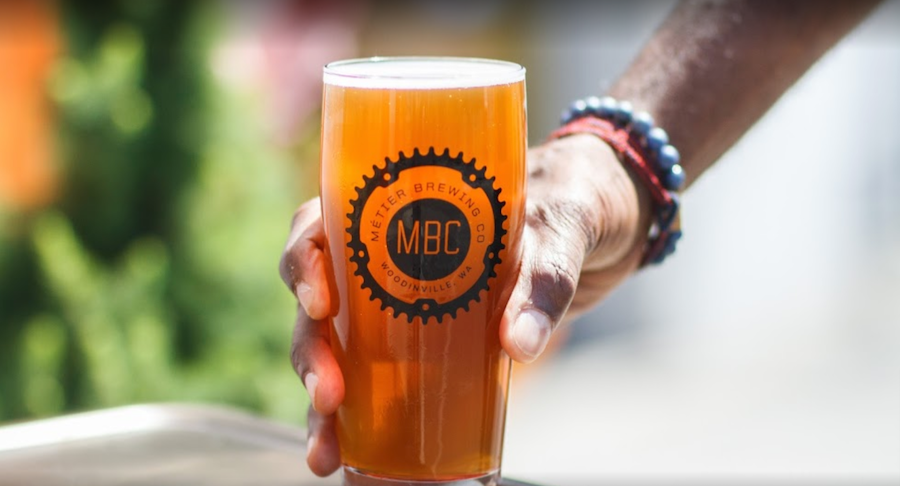 Metier Brewery Trailblazer Pale Ale