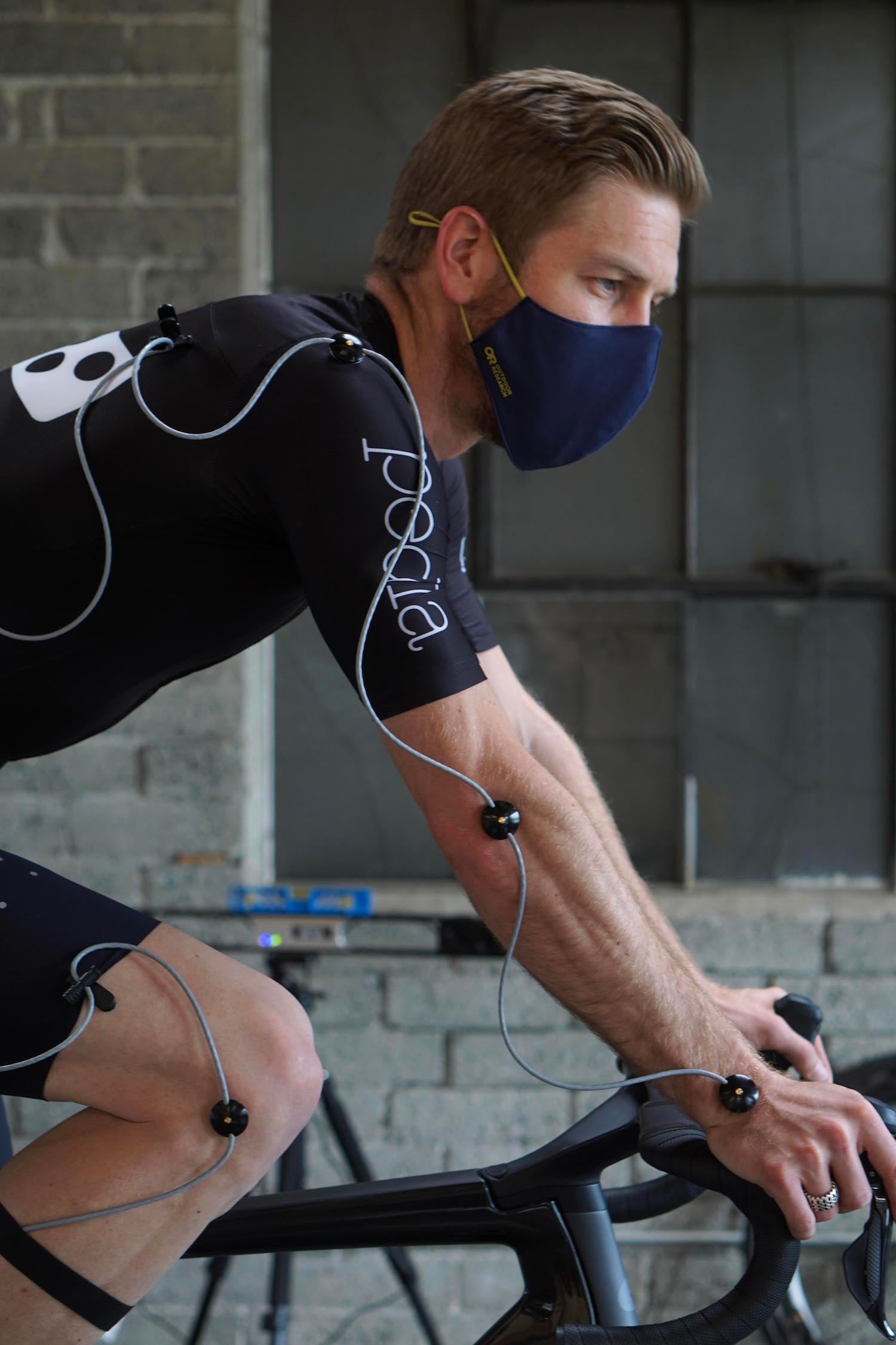 Retul electronic device bike fit