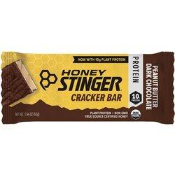 Honey Stinger Cracker Bar - Peanut Butter Dark Chocolate
