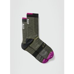 MAAP Alt Road Wool Sock - Olive