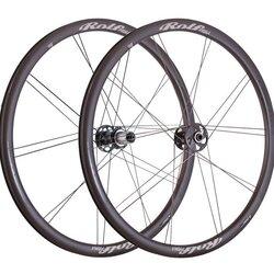 Rolf Prima Ares 3 LS Disc 142/12 HG11 Carbon Wheelset