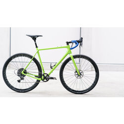 OPEN U.P. SRAM Force eTap Mullet Build - Green Large