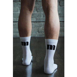 Metier Metier DeFeet Sock - White