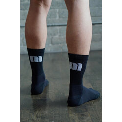 Metier Metier DeFeet Sock - Black