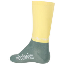Pas Normal Studios Mechanism Block Socks - Dusty Green