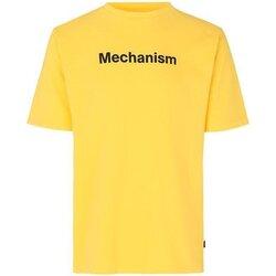 Pas Normal Studios Mechanism T-Shirt - Yellow