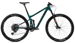 Pivot Cycles Mach 4 SL Race X01