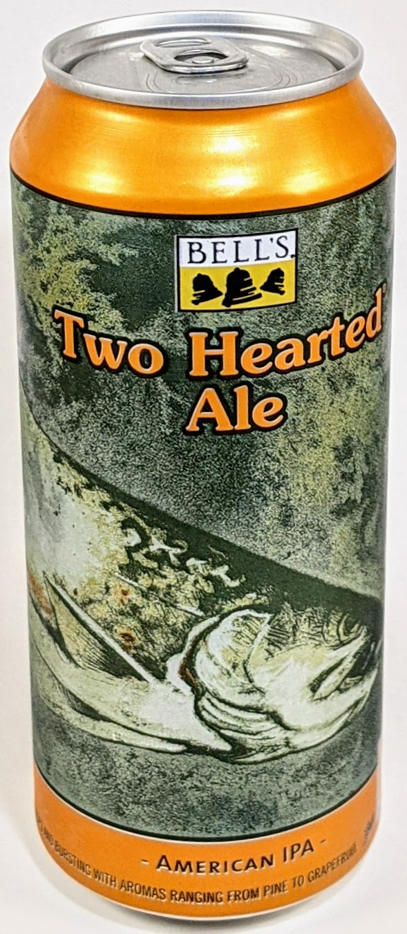 Bell's Two Hearted 16oz can