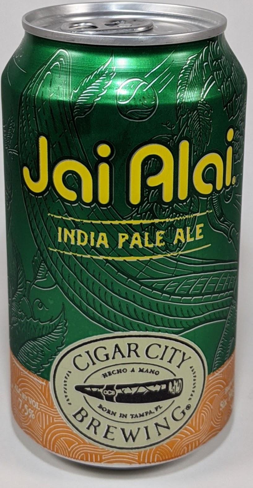 Jai-Alai 12oz Can