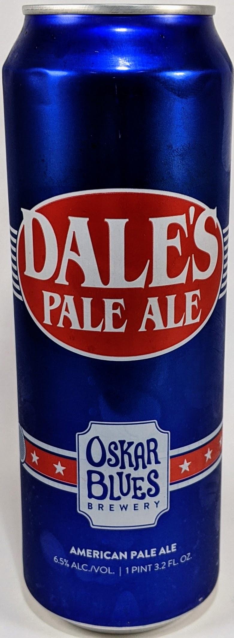 Dale's Pale Ale Stovepipe